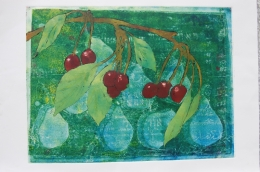 Cherries and Pears I