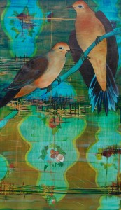 Artist in Washington D.C. Susan Carney